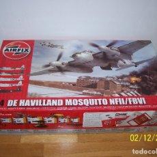 Maquetas: DE HAVILLAND MOSQUITO NFII / FBVI AIRFIX ESCALA 1/24. Lote 175271973