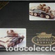 Maquetas: CROMWELL MODELS - CRUISER MK IV A 1/35 A13. Lote 175454652