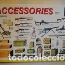 Maquetas: ITALERI - ACCESORIES 1/35 407. Lote 175464780