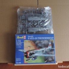 Maquetas: MAQUETA - REVELL 04155 REPUBLIC P-47D-30 THUNDERBOLT 1/72. Lote 175693667