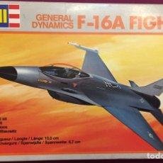 Maquetas: F-16A FIGHTER 1:144 REVELL 4006 MAQUETA AVIÓN. Lote 176127788
