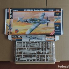 Maquetas: MAQUETA - MISTERCRAFT C-113 BF-109G6R6 BOMBER KILLER 1/72. Lote 209018662