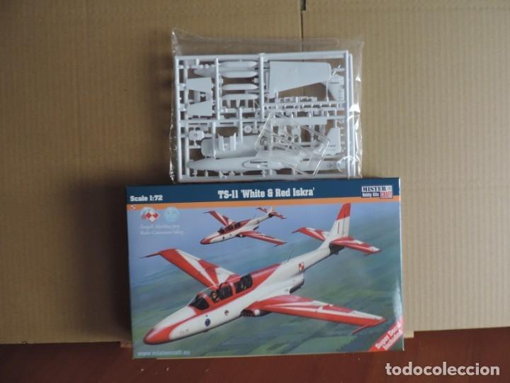 MAQUETA - MISTERCRAFT C-22 TS-11 WHITE & RED ISKRA 1/72 (Juguetes - Modelismo y Radio Control - Maquetas - Aviones y Helicópteros)