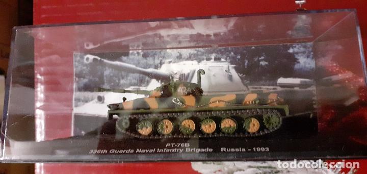 PT 76 B, CARROS DE COMBATE ALTAYA 1/72 (Juguetes - Modelismo y Radiocontrol - Maquetas - Militar)