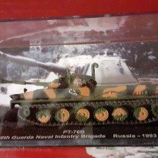 Maquetas: PT 76 B, CARROS DE COMBATE ALTAYA 1/72. Lote 176269547