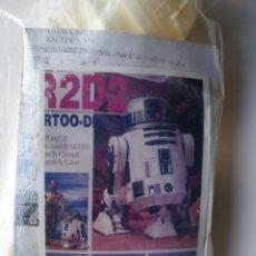 Maquetas: STAR WARS. MODELO DE RESINA R2-D2. DYI. Lote 176279448