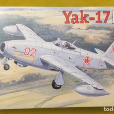 Maquetas: YAK-17 JAK-17 1:72 AMODEL 7224 MAQUETA AVIÓN. Lote 176340689
