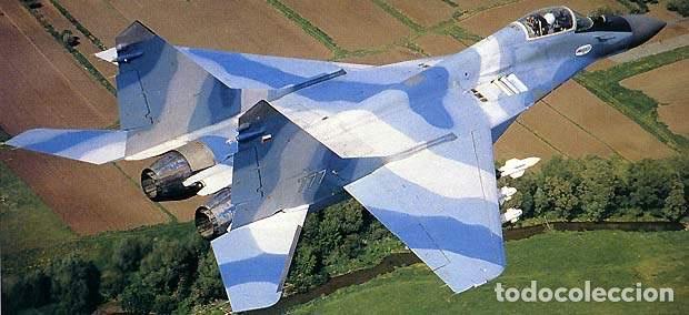 Maquetas: MIG-29 FULCRUM 1:72 ITALERI 184 maqueta avión URSS YUGOSLAVIA - Foto 6 - 176465305