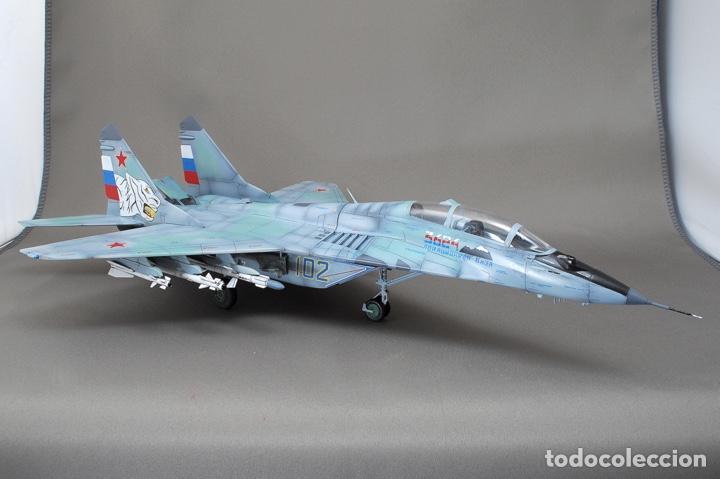 Maquetas: MIG-29 FULCRUM 1:72 ITALERI 184 maqueta avión URSS YUGOSLAVIA - Foto 10 - 176465305
