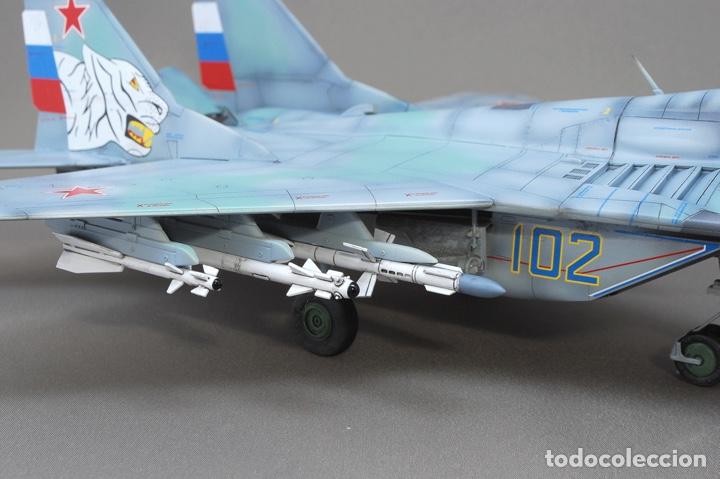 Maquetas: MIG-29 FULCRUM 1:72 ITALERI 184 maqueta avión URSS YUGOSLAVIA - Foto 11 - 176465305