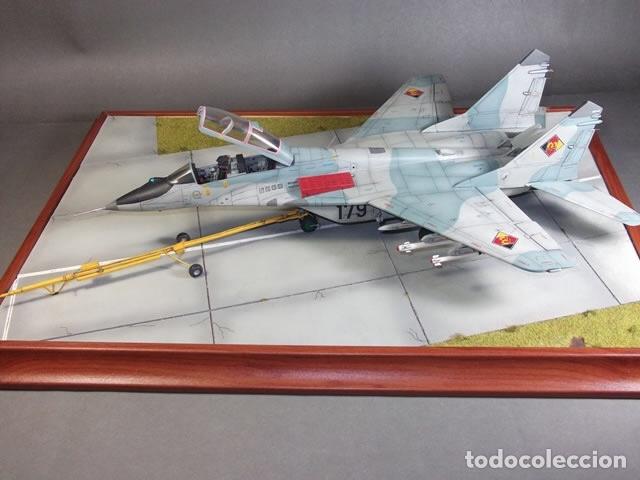 Maquetas: MIG-29 FULCRUM 1:72 ITALERI 184 maqueta avión URSS YUGOSLAVIA - Foto 12 - 176465305