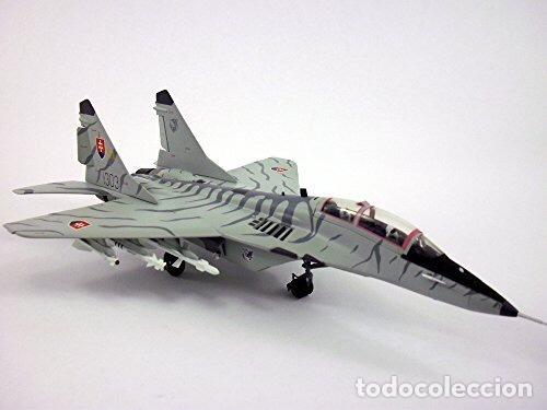 Maquetas: MIG-29 FULCRUM 1:72 ITALERI 184 maqueta avión URSS YUGOSLAVIA - Foto 17 - 176465305