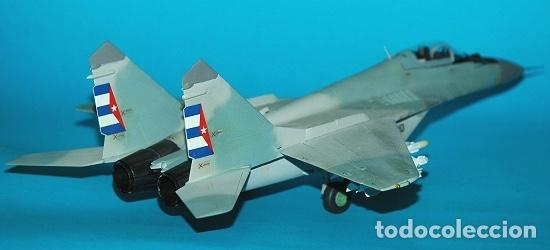 Maquetas: MIG-29 FULCRUM 1:72 ITALERI 184 maqueta avión URSS YUGOSLAVIA - Foto 19 - 176465305