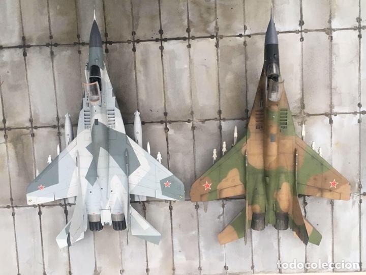 Maquetas: MIG-29 FULCRUM 1:72 ITALERI 184 maqueta avión URSS YUGOSLAVIA - Foto 21 - 176465305