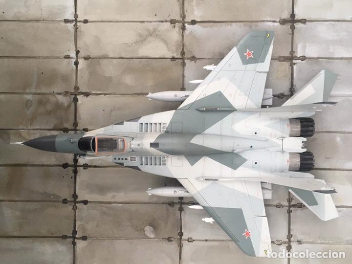 Maquetas: MIG-29 FULCRUM 1:72 ITALERI 184 maqueta avión URSS YUGOSLAVIA - Foto 22 - 176465305