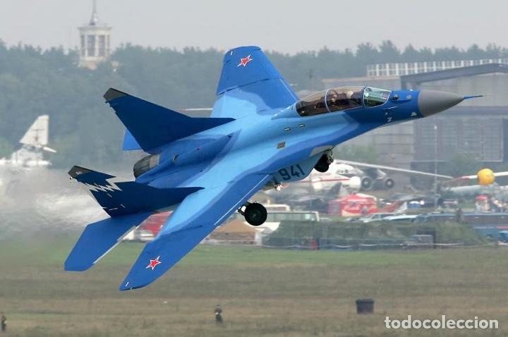 Maquetas: MIG-29 FULCRUM 1:72 ( sin calcas ) ESCI 9058 maqueta avion - Foto 4 - 176468665