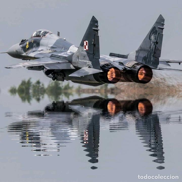 Maquetas: MIG-29 FULCRUM 1:72 ( sin calcas ) ESCI 9058 maqueta avion - Foto 6 - 176468665