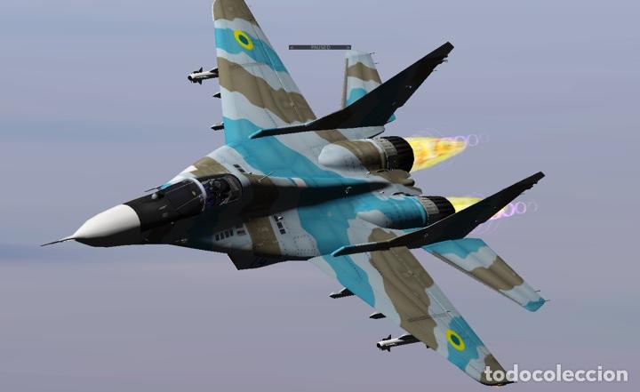 Maquetas: MIG-29 FULCRUM 1:72 ( sin calcas ) ESCI 9058 maqueta avion - Foto 8 - 176468665