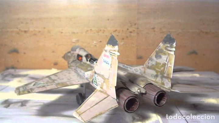Maquetas: MIG-29 FULCRUM 1:72 ( sin calcas ) ESCI 9058 maqueta avion - Foto 11 - 176468665