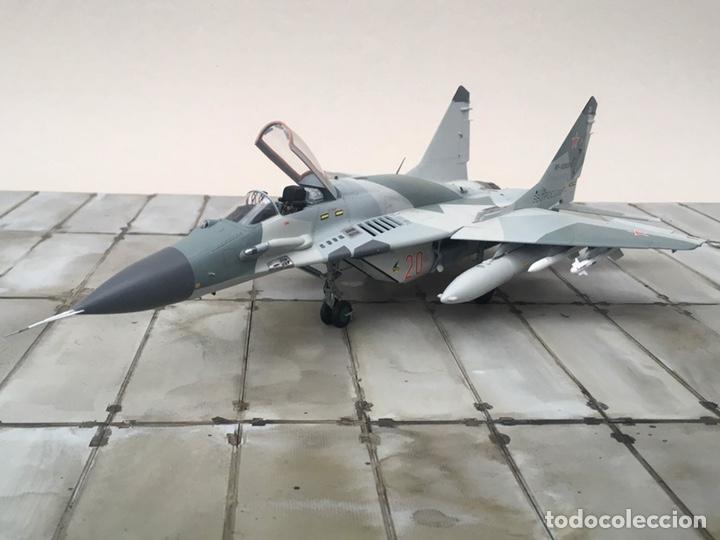Maquetas: MIG-29 FULCRUM 1:72 ( sin calcas ) ESCI 9058 maqueta avion - Foto 16 - 176468665
