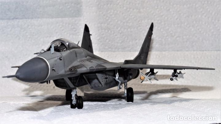 Maquetas: MIG-29 FULCRUM 1:72 ( sin calcas ) ESCI 9058 maqueta avion - Foto 18 - 176468665
