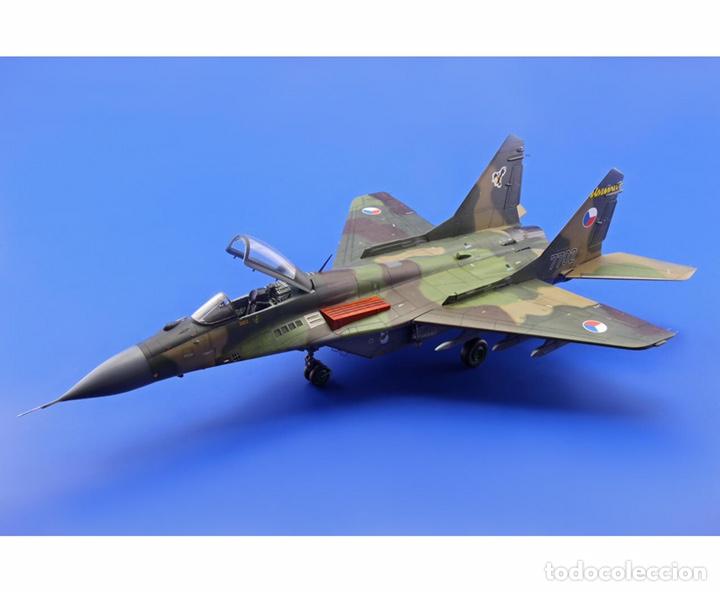 Maquetas: MIG-29 FULCRUM 1:72 ( sin calcas ) ESCI 9058 maqueta avion - Foto 21 - 176468665