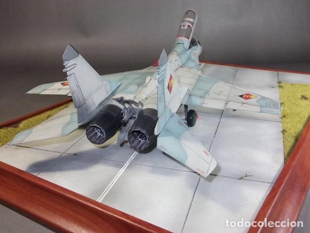 Maquetas: MIG-29 FULCRUM 1:72 ( sin calcas ) ESCI 9058 maqueta avion - Foto 22 - 176468665