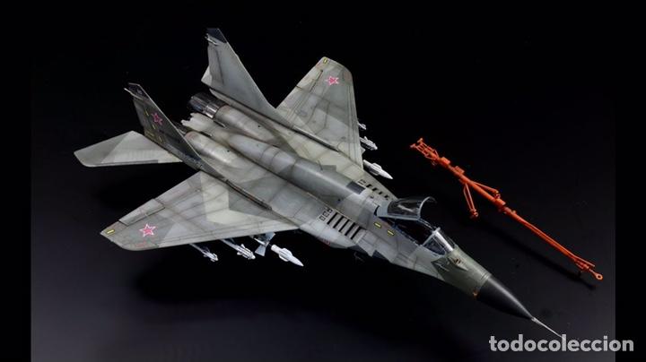 Maquetas: MIG-29 FULCRUM 1:72 ( sin calcas ) ESCI 9058 maqueta avion - Foto 27 - 176468665