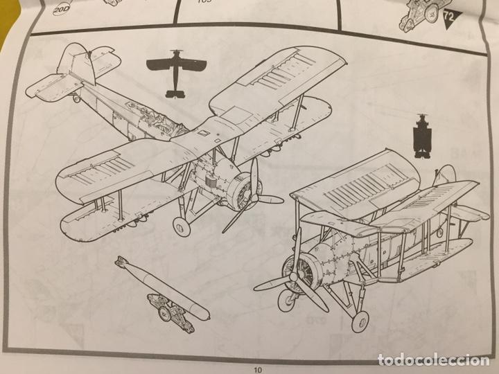 Maquetas: Fairey SWORDFISH MK.I 1:72 Maqueta avión - Foto 4 - 176487054