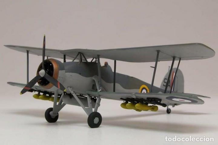 Maquetas: Fairey SWORDFISH MK.I 1:72 Maqueta avión - Foto 6 - 176487054