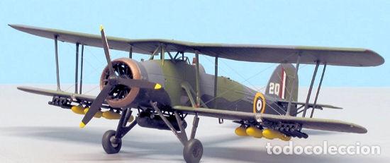 Maquetas: Fairey SWORDFISH MK.I 1:72 Maqueta avión - Foto 7 - 176487054