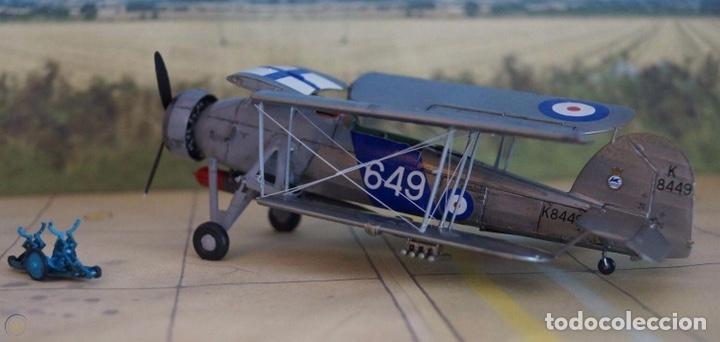 Maquetas: Fairey SWORDFISH MK.I 1:72 Maqueta avión - Foto 9 - 176487054