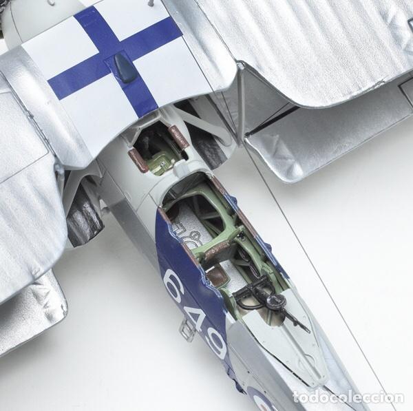 Maquetas: Fairey SWORDFISH MK.I 1:72 Maqueta avión - Foto 10 - 176487054