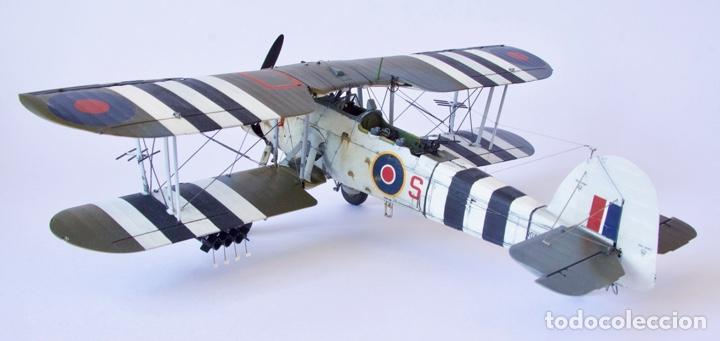 Maquetas: Fairey SWORDFISH MK.I 1:72 Maqueta avión - Foto 12 - 176487054
