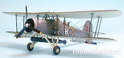 Maquetas: Fairey SWORDFISH MK.I 1:72 Maqueta avión - Foto 13 - 176487054