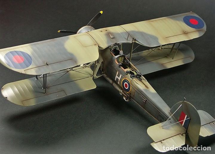Maquetas: Fairey SWORDFISH MK.I 1:72 Maqueta avión - Foto 15 - 176487054
