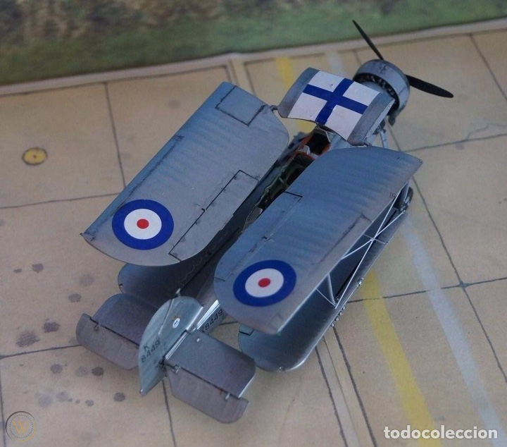 Maquetas: Fairey SWORDFISH MK.I 1:72 Maqueta avión - Foto 16 - 176487054