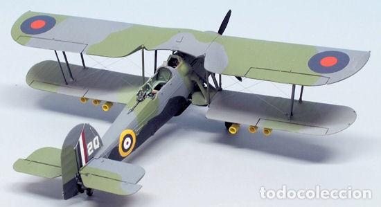 Maquetas: Fairey SWORDFISH MK.I 1:72 Maqueta avión - Foto 17 - 176487054
