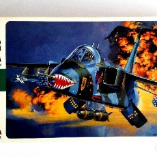 Maquetas: HASEGAWA 1:72 (PRIMERA EDICIÓN 1984) • JAGUAR GR MK.1/A - 54 SQN. RAF COLTISHALL. Lote 176599407