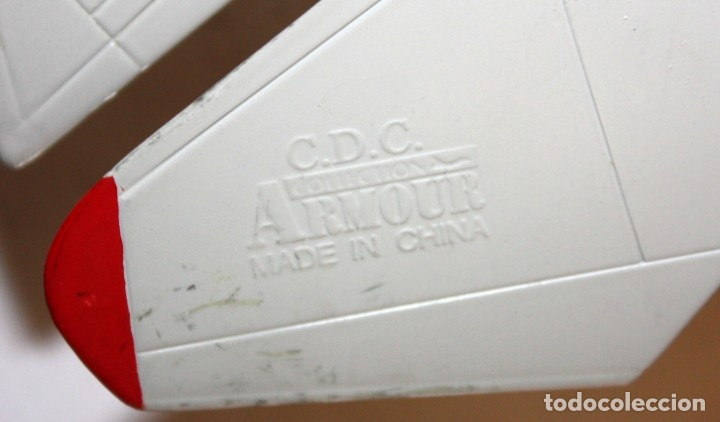 Maquetas: AVIÓN METALICO DE LA COLECCIÓN ARMOUR C.D.C. ESCALA 1/48. GRUMMAN F 14 TOMCAT - Foto 16 - 176899473