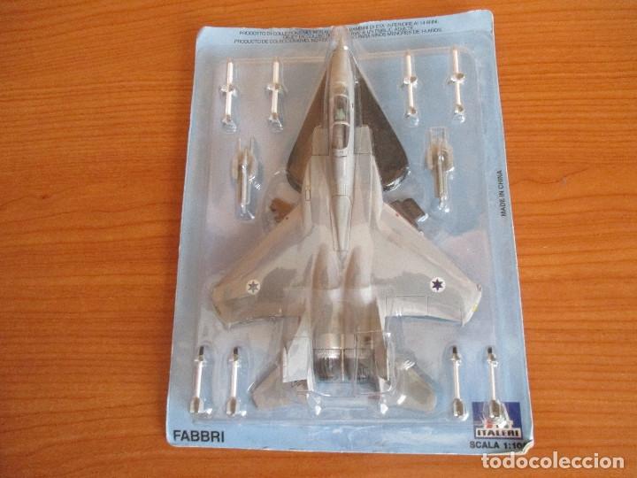 AVIONES: MAQUETA EN METAL ITALERI ESCALA 1/10 : MODELO DE AVION F-15 EAGLE (Juguetes - Modelismo y Radio Control - Maquetas - Aviones y Helicópteros)
