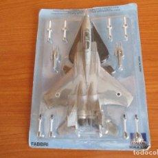 Maquetas: AVIONES: MAQUETA EN METAL ITALERI ESCALA 1/10 : MODELO DE AVION F-15 EAGLE. Lote 177054189