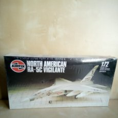 Maquetas: NORTH AMERICAN RA-5C VIGILANTE AIRFIX 1/72. Lote 177061883