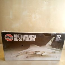 Maquetas: NORTH AMERICAN RA-5C VIGILANTE AIRFIX 1/72. Lote 177062174