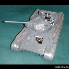 Maquetas: LOTE CARRO DE COMBATE / TANKE T-34 ALEMAN CAPTURADO AL EJERCITO ROJO - ESC 1/35 - LONG. 20X10 CM. Lote 177123649