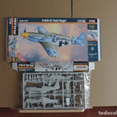 Maquetas: 7 MAQUETAS - MISTERCRAFT C-54 P-51 B-15 BALD EAGLE 1/72 + 6 ZTS 1/72. Lote 177562435