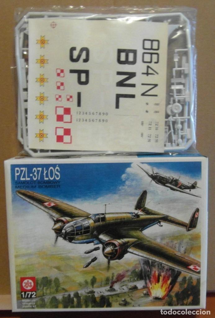 Maquetas: 7 Maquetas - Mistercraft C-02 Fw-190 A-5 Channel Coast 1/72 + 6 ZTS 1/72 - Foto 10 - 177567870
