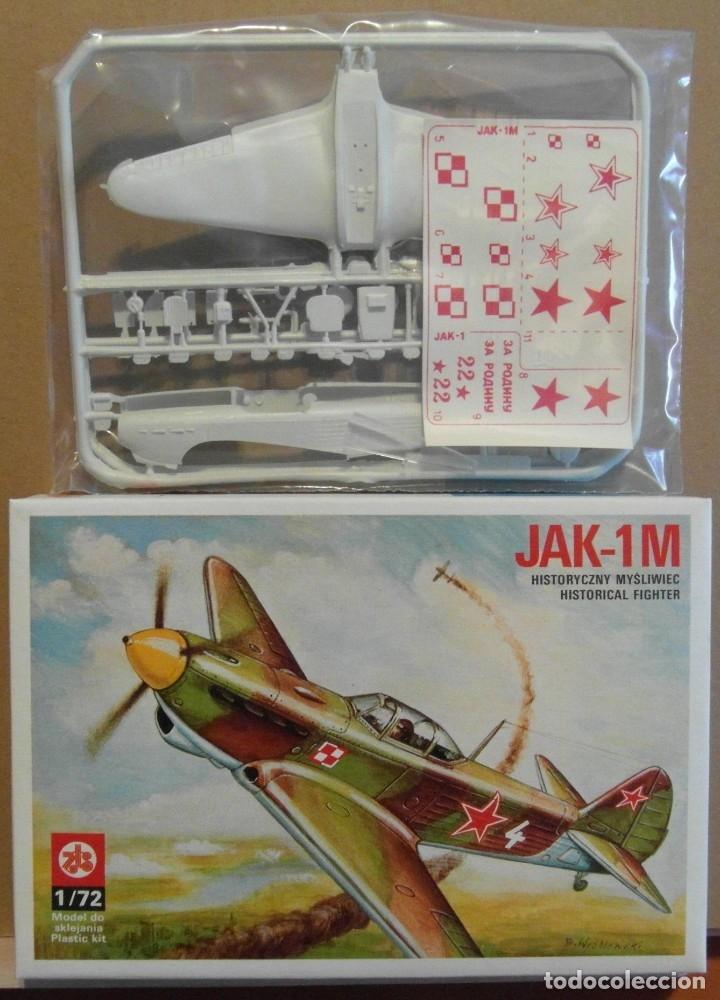 Maquetas: 7 Maquetas - Mistercraft C-26 IL-2M3 DER SCHWARZE TOD 1/72 + 6 ZTS 1/72 - Foto 7 - 177568520