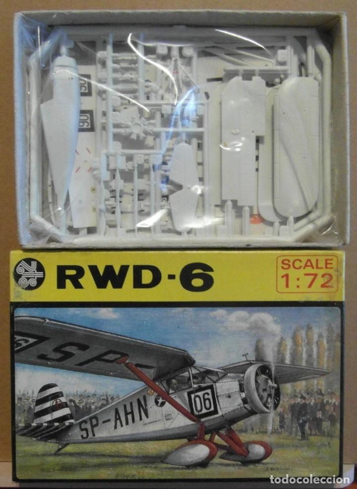 Maquetas: 7 Maquetas - Mistercraft C-06 Fw-190A-8 Sturmbock 1/72 + 6 ZTS 1/72 - Foto 8 - 177568713