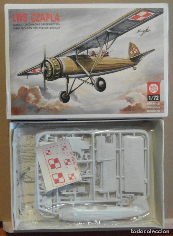 Maquetas: 7 Maquetas - Mistercraft C-03 Fw 190A-6 Grun Hertz 1/72 + 6 ZTS 1/72 - Foto 4 - 177569153
